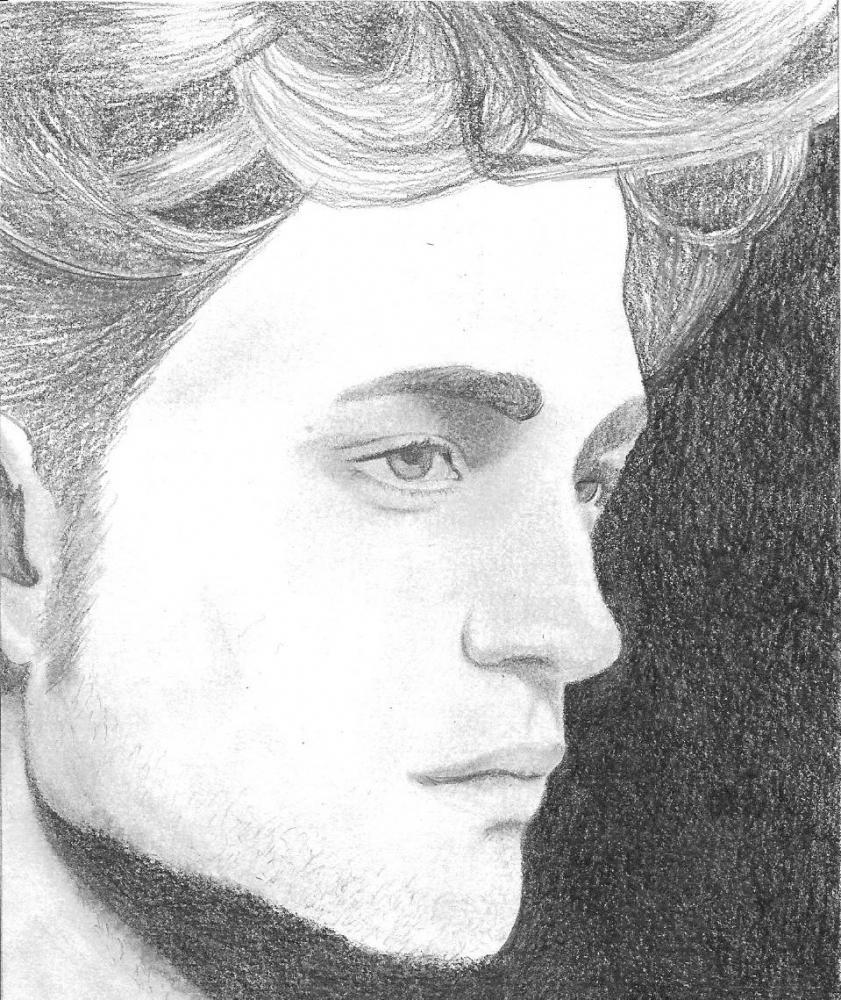 Robert Pattinson by twixy25